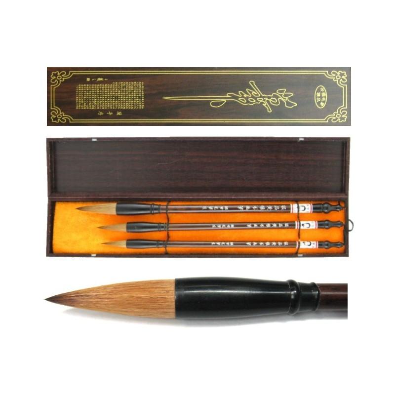 King Of Brushes Chinese Calligraphy Brush Set