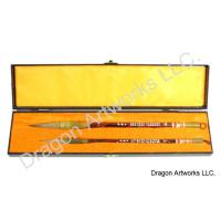 Amazing Fine Weasel Hair Chinese Calligraphy Brush Set